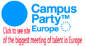 Campus Party logo